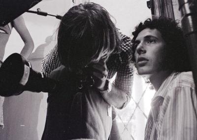 Tobe Hooper & Daniel Pearl