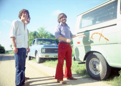 John Dugan, Kim Henkel & Tobe Hooper