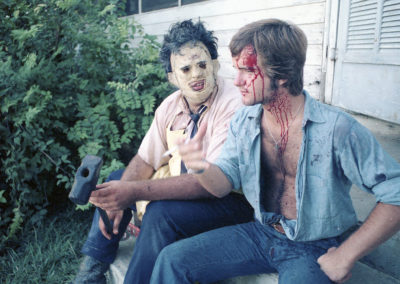 Gunnar Hansen & William Vail