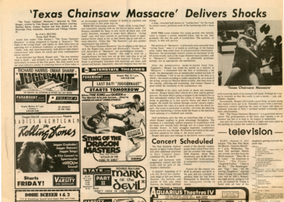 The Daily Texan-10-16-1974-TCM Delives Shocks