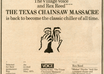 The Villiage Voice-Sept 22-1975 - Classic Ad